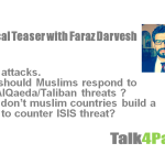 Faraz Darvesh on Terrorist attack in Paris – November 14, 2015