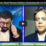 Barcelona Attack; Sharif Review Petition; Charlottesville VA Racial Tension