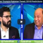 Trump's Troubles; Trump's Pakistan Tweet; 2018 Predictions