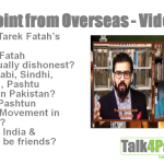 Tarek Fatah – Pakistan & India Peace