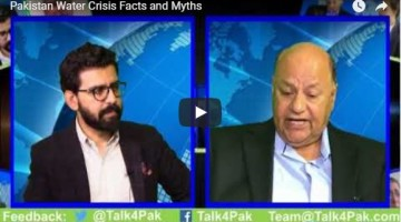 Pakistan Water Crisis Facts and Myths