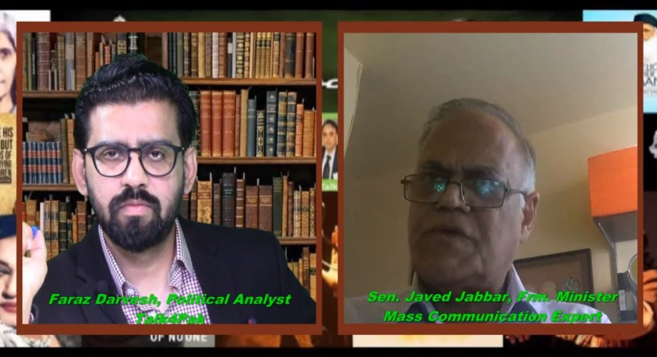 Sen. Javed Jabbar: India's Huge Economy Makes India Hegemon?