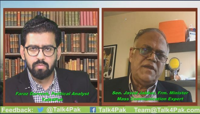 Part II: Sen. Javed Jabbar: Track-II Diplomacy Pakistan-India, Two-Nation Theory Explained