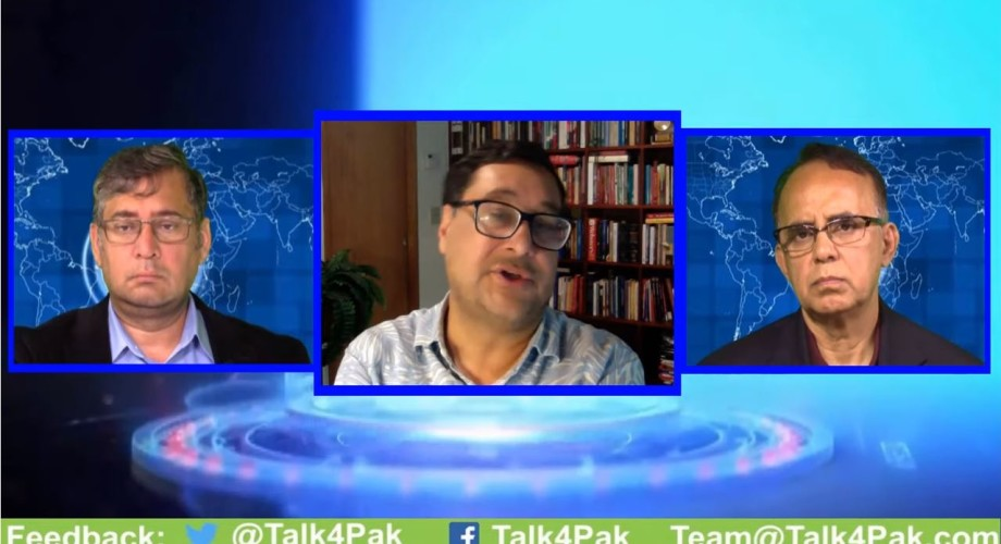Dr. Adil Najam on Kashmir — Another Look (English)